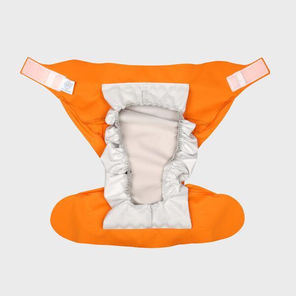 Couche lavable Hamac - Abricot 2